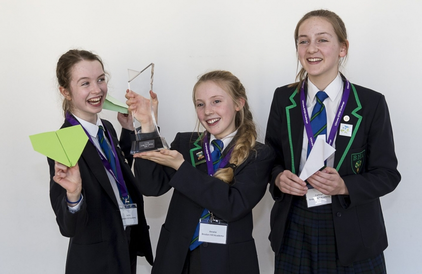 Bredon School Scoops a Win in National Science Competition